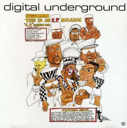 Digital Underground - This Is an EP Release