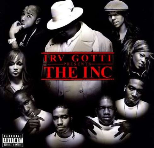 Various artists - Irv Gotti presents the Inc