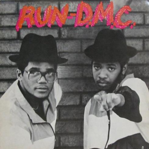 RUN DMC - RUN DMC