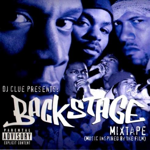 DJ Clue Presets Backstage Mixtape