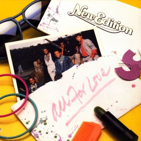 New Edition - All For Love