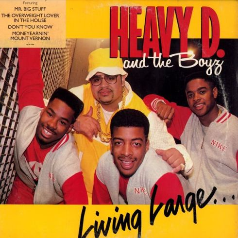 Heavy D & the Boys Living Large...