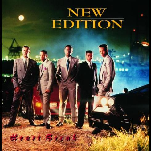 New Edition - Heart Break