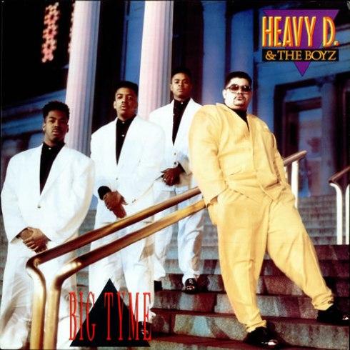 Heavy D & the Boyz - Big Tyme